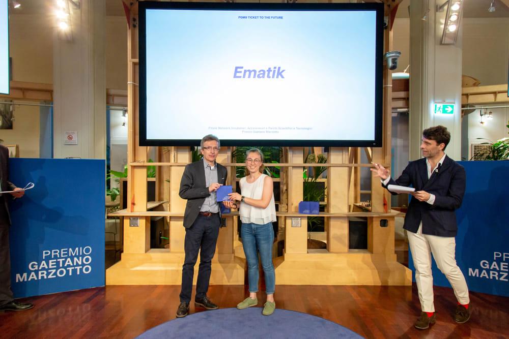 Ematik, la startup che cura le ferite degli animali