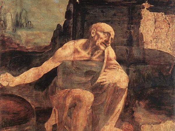 Dalle caricature a San Girolamo: in mostra il volto nascosto di Leonardo da Vinci