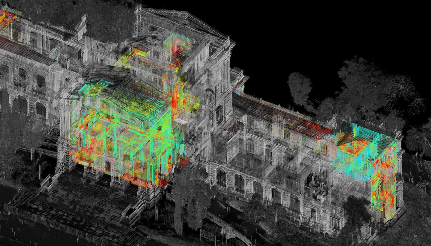 Innova Chm, progetti per l'innovazione nelle costruzioni e nel restauro