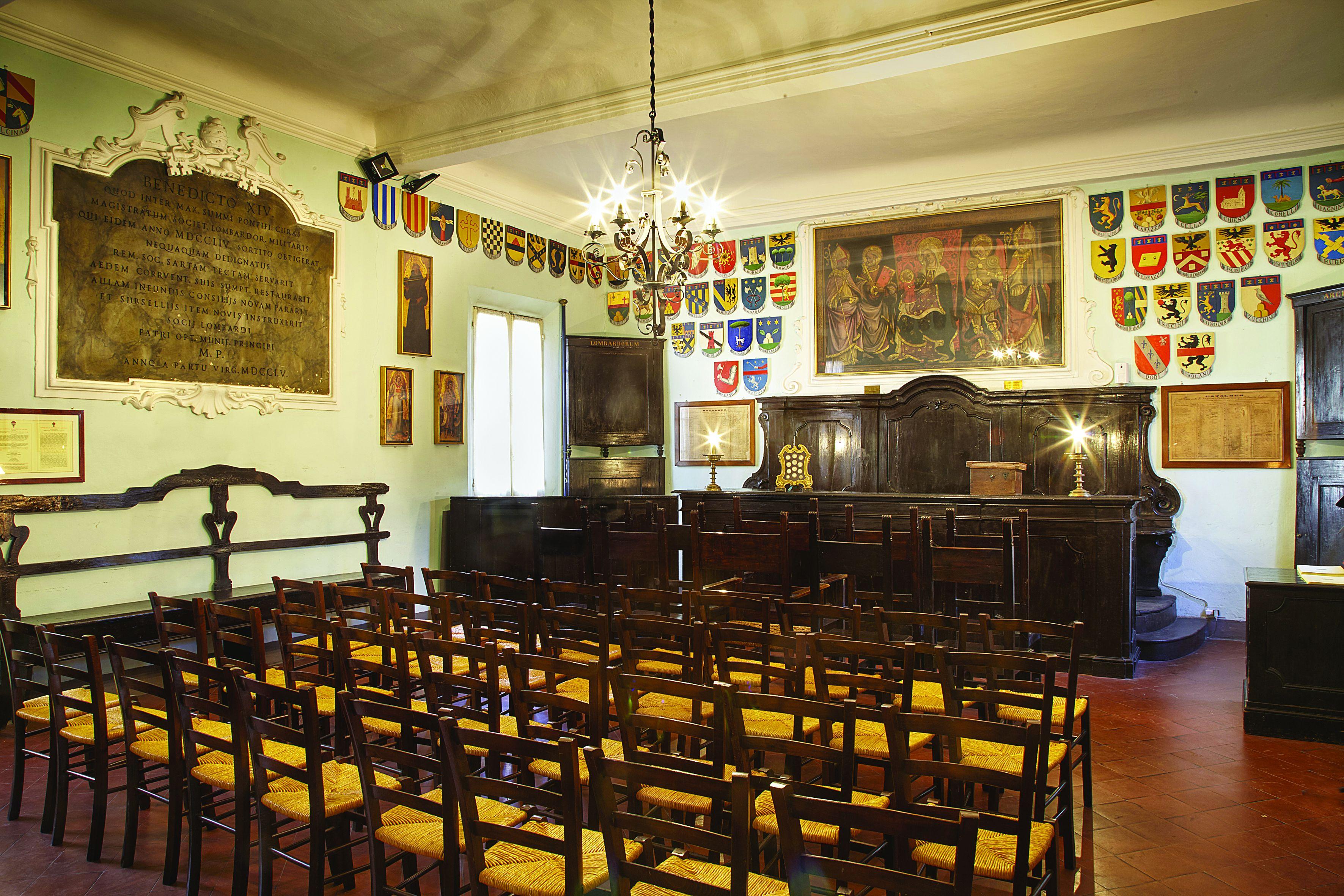 Un passato presente. L'antica compagnia dei Lombardi a Bologna. A cura di Massimo Medica e Silvia Battistini