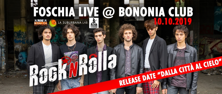 Foschia Live @ Bononia Club