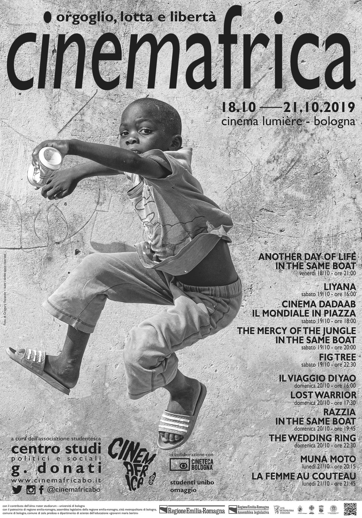 CinemAfrica: Orgoglio, lotta e libertà