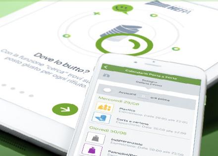 """""""Il Rifiutologo"""": l'app del Gruppo Hera sempre più smart"""