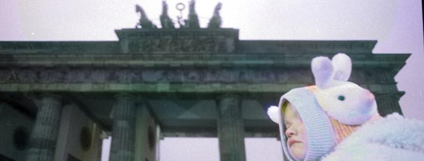 "Mostra ""Berlin Brandenburger Tor 1989"""