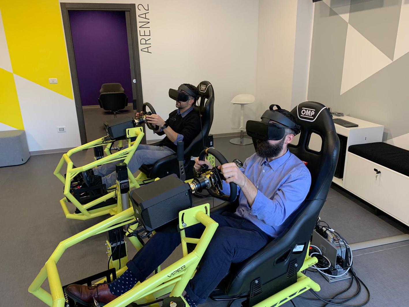 VRUMS – la realtà virtuale